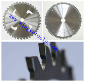 Wood Cutting Power Tools Tct Circular Saw Blade Tungsten Carbide Tipped pictures & photos