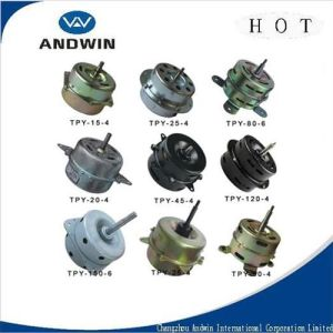 Ce Approved Electric China Motor for Air Conditioner Fan