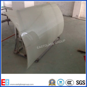 Customized Made Curved Bent Toughened Glass