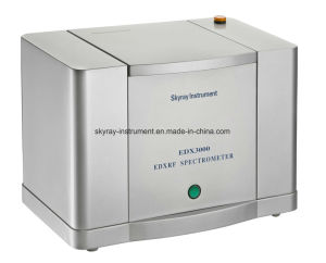 Edx3000 Xrf Spectrometer for Full Precious Metals Test pictures & photos