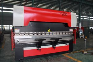 Press Brake Wc67y CNC Hydraulic Steel Metal Plate Bending Machine pictures & photos