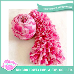 Polyester Weaving Cheap Hand Knitting Fancy Cotton Yarn pictures & photos