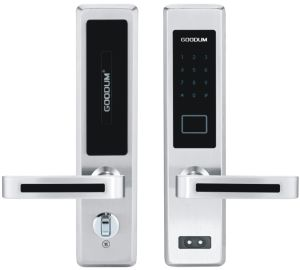 Keyless Password Intelligent Security Home Electronic Door Lock  sc 1 st  Goodum Electronic Co. Ltd. & China Keyless Password Intelligent Security Home Electronic Door ...