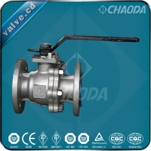ANSI Standard Full Bore Floating Ball Valve pictures & photos