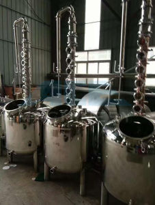 Jh Series Alcohol Recycling Distiller Tower (ACE-FJG-Z2) pictures & photos