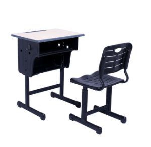School Furniture with Plastic Table and Chair Sets Factory pictures & photos