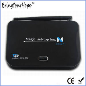 T99 USB 3.0 Rk3328 Android 7.1 Magic Set-Top Box (XH-AT-039) pictures & photos