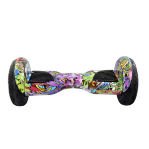 10 Inch Self Electric Lambo Hoverboard Balance Scooter Chrome Gold pictures & photos