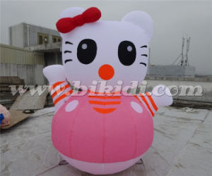 Cute Ketty Inflatable Cate Cartoon Balloon for Advertising K2095 pictures & photos