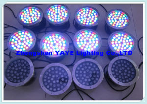 Yaye 18 Waterproof IP68 DMX 18W LED Pool Light/ 18W DMX LED Underwater Light / LED Underwater Lamp with Warranty 2 Years pictures & photos