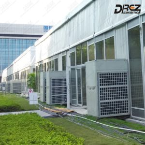 Air Cooled 30HP/24ton Industrial Air Conditioning for Outdoor Exhibition Tents & China Air Cooled 30HP/24ton Industrial Air Conditioning for ...