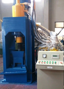 Hydraulic Briqutting Press Metal Scrap Briquetting Machine-- (SBJ-200B) pictures & photos