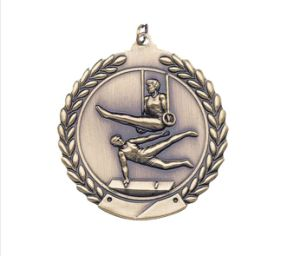2′′ 3D Die Casting Gymnastic Medals pictures & photos