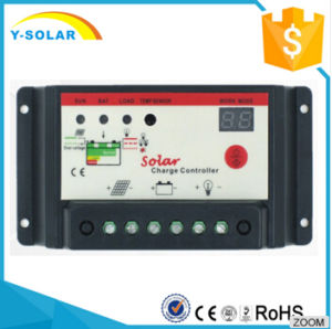 10I-Bl 10A/20A/30A 12V / 24V Solar Panel Cell PV Charge Controller