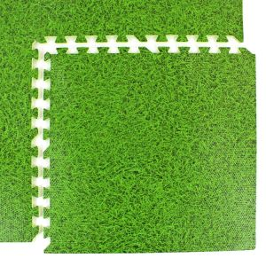 Kids Play Mat 60x60cm Green Gr