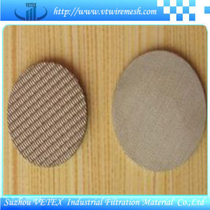 SUS 316L Sintered Wire Mesh