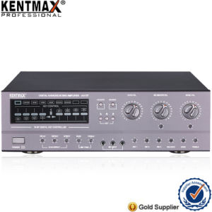 200W Key Control Karaoke Amplifier with Short Protection (AV-737) pictures & photos
