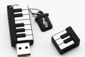 Piano USB Flash Drive pictures & photos