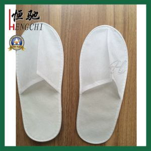 Factory Making EVA Sole Disposable Hotel Indoor Slipper