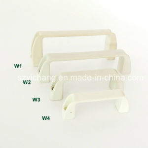 Hot Selling White Furniture Handle Plastic Handle