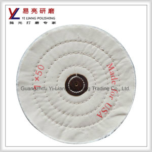 Combed Cotton Buff Buffer for Car The Last Step Fulfill