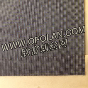 Molybdenum Wire Mesh High Temperture Resisting Anti-Corrosion/ Alkali/ Acid pictures & photos