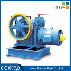 Elevator Lift Machine Motor for Sightseeing Elevator pictures & photos