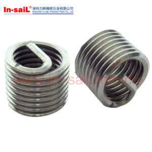 Stainless Steel Wire M8 Thread Insert Manufacutier China pictures & photos