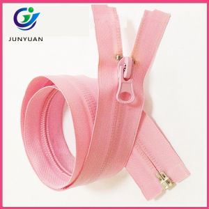 Multi Color Mesh Tape Invisible Nylon Zipper pictures & photos