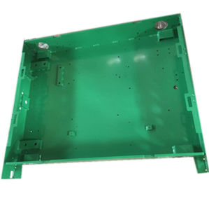 Precision Sheet Metal Fabrication for Cabinet (LFCR0031) pictures & photos