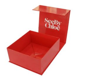 Accept Customized Paper Gift Packaging Box pictures & photos