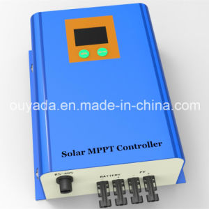 High Efficiency LCD 48V 30A 40A MPPT Solar Controller pictures & photos