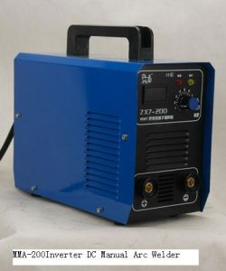 MMA Inverter DC Manual Arc Welding Machine