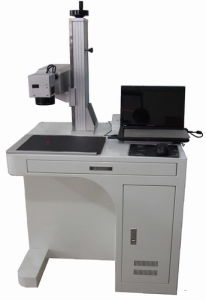 GS Fiber Laser Marking Machine pictures & photos