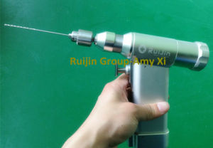Medical Devices Electric Surgical Bone Drills with Drill Bit (ND-1001) pictures & photos