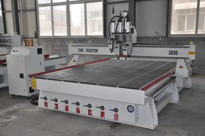 2030 Multi Head CNC Router From Alibaba Express