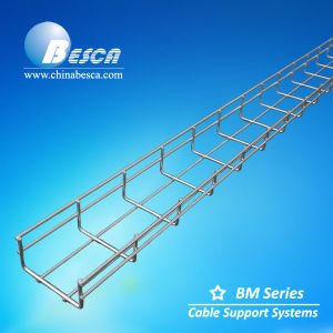 Galvanized Basket Cable Tray (BM)