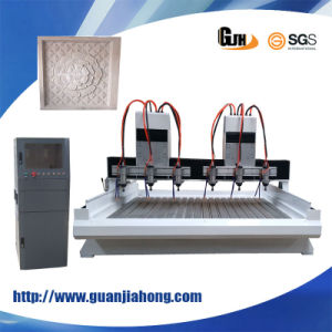 Multi Spindle, Heavy Duty Stone CNC Router pictures & photos