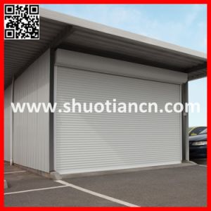 Remote Control Aluminum Roller Doors (ST-003) pictures & photos