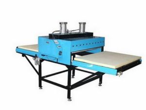 Economic Semi-Automatic Large Format Sublimation Heat Press Machine (INV-PD01)