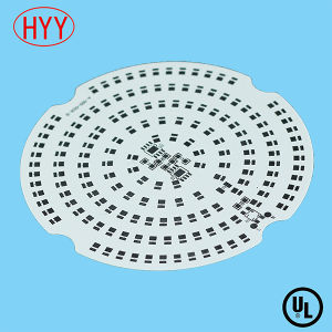 Lead Free HASL LED PCB for LED Blue 4910