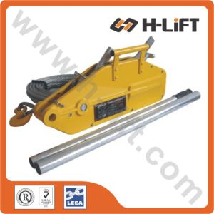 3.2t Aluminum Wire Rope Pulling Hoist, Wire Rope Winch