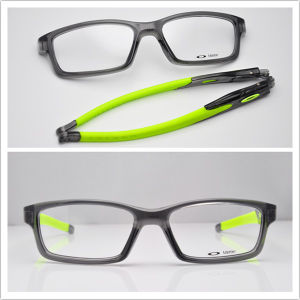 Crosslink Eyeglasses Spectacles Frames, Changeable Temple Eyeglasses Frame (ox8027) pictures & photos