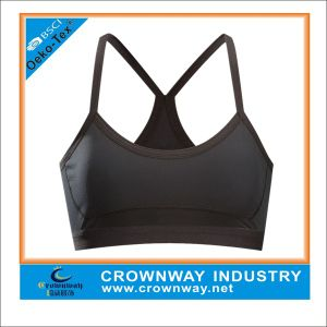 Coolmax Hot Sex Sport Bra for Women pictures & photos