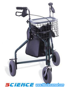 Steel Foldable Delta Rollator (SC-RL01(S)) pictures & photos