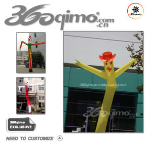 Custom Yellow Bird Dancing Tube (BMAD100)
