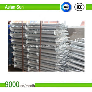 High Quality Steel Pile for Solar Energy System pictures & photos