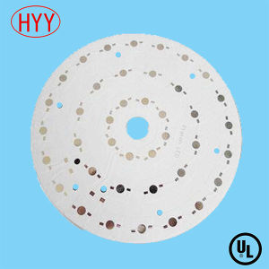 Multilayer HDI LED PCB with 0.5 W/M*K Thermal Conductivity (HYY-183)