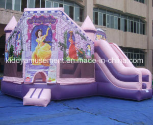 Inflatable Princess Castle Toys with Slide