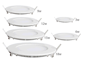 Ultra-Thin Round LED Panel Light 18W pictures & photos